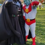 Captain Planet meets the Ruler of the Galaxy!