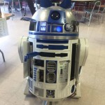 R2's an open book.